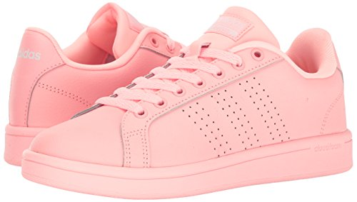 Adidas Originals Homme Advantage Haze Clean Femme Cloudfoam Fashion White Running Coral r6rndxqSw