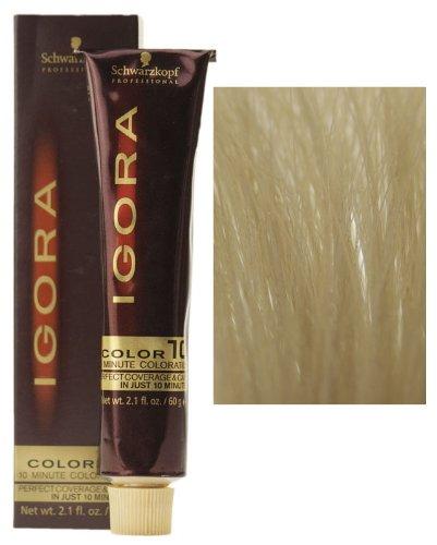 Schwarzkopf Professional Igora Color10 Hair Color 11-2 Super Blonde Ash