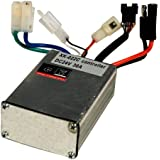 Currie 24 Volt 30 Amp (5pin) Electric Scooter Controller - Works with Currie, Schwinn, Ezip & Izip Scooters (E500,E750,E900)