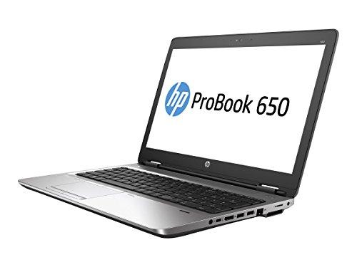 "HP 4FW59UT#ABA Probook 650 G2 15.6"" Notebook - Windows - Intel Core i5 2.3 GHz - 8 GB RAM - 512 GB SSD - Black"