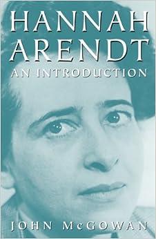 Book Hannah Arendt: An Introduction