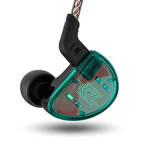 KZ AS10 HiFi Estéreo 5 Balanced Driver Driver Monitor Auriculares En Auriculares Auriculares de Oído Auriculares