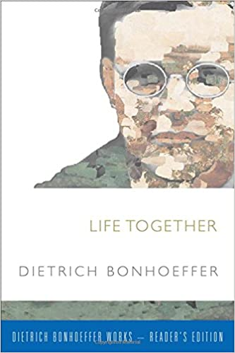 THE LIFE AND WORK OF DIETRICH BONHOEFFER