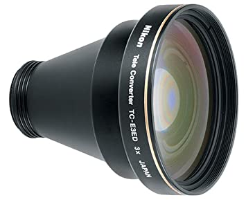 Review Nikon TC-E3ED 3X Teleconverter