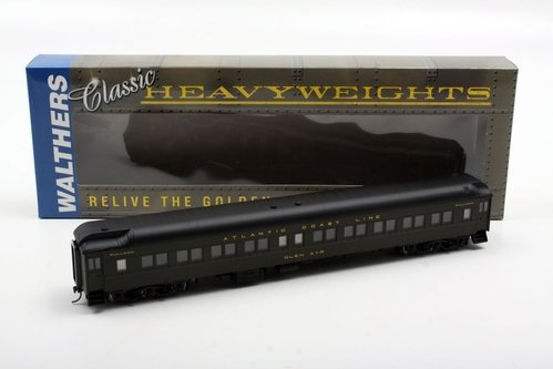 Walthers ACL Pullman Heavyweight 6-3 Plan #3523C (932-10414)