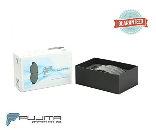 Fujita Brake FB07640 Street Performance Ceramic Brake pad – Honda