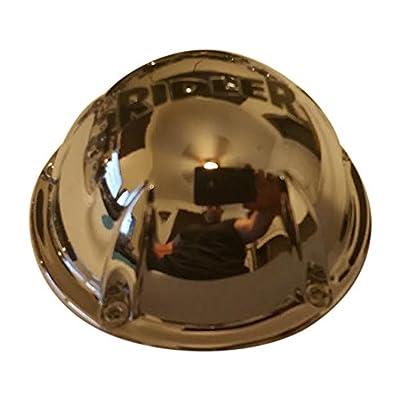 Ridler Wheels 57492085F-1 LG1011-16 C10695C Chrome Wheel Center Cap: Automotive