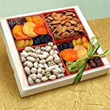 Sweet Harvest Dried Fruit and Nuts by The Gift Basket Gallery