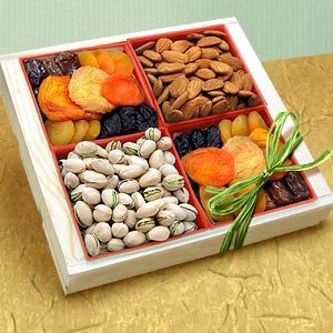 Sweet Harvest Dried Fruit and Nuts by The Gift Basket Gallery by The Gift Basket Gallery (Image #1)