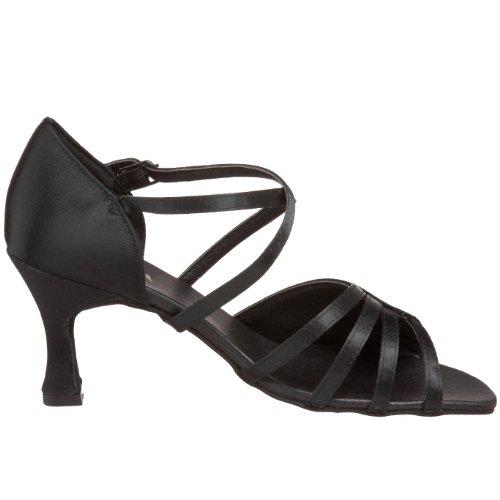 Ballroom Black Women's Sansha Shoe Nina EIRnPwq