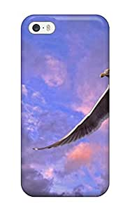 Forever Collectibles Seagull Hard Snap-on Iphone 5/5s Case