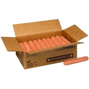 Kraft Frozen 5:1 Oscar Mayer Smoke Sausage Link, 6 Pound -- 1 each.