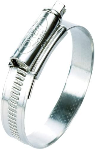Ace 12mm 16-27mm Stainless Steel Hose Clip