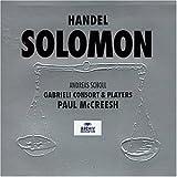 Georg Friedrich Händel: Solomon (Gesamtaufnahme)