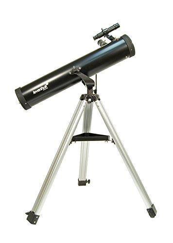 Levenhuk Skyline 76x700 AZ Newtonian Reflector Telescope by Levenhuk