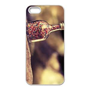 Customized case Of Bottle Hard Case for iPhone 5,5S