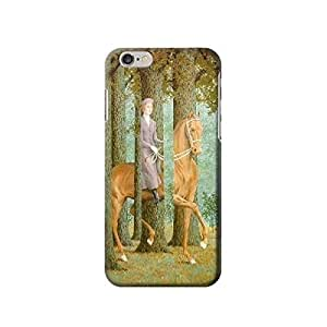 """Rene Magritte The Blank Signature 5.5 inches iPhone 6 Plus Case,fashion design image custom iPhone 6 Plus 5.5 inches case,durable iPhone 6 Plus hard 3D case cover for iPhone 6 Plus 5.5"""", iPhone 6 Plus Full Wrap Case"""