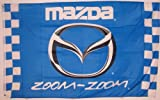Mazda Zoom Checkered Flag For Sale
