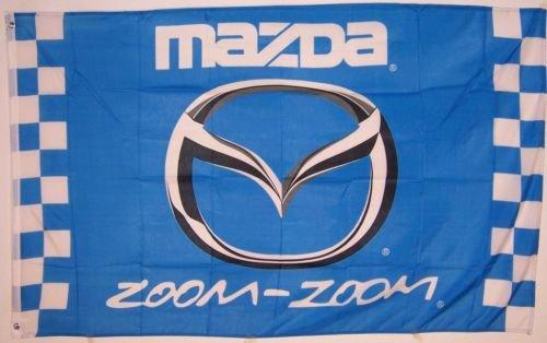 - NEOPlex Mazda Zoom Checkered Flag