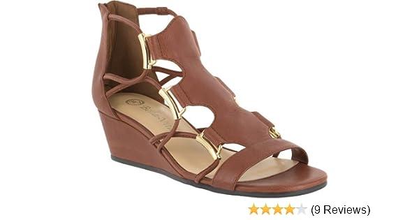 Bella Vita Womens Paula II Wedge Sandal