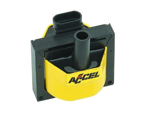 (ACCEL 140024 Remote Mount Super Coil by Accel)