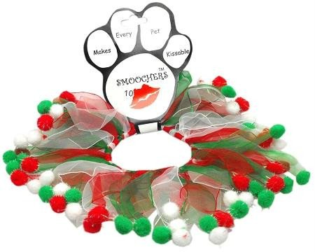 Mirage Pet Products Christmas Fuzzy Wuzzy Smoocher XL by Mirage Pet Products