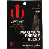 UPTIME - Premium Energy Supplement - Maximum Blend Tablets - 3ct. Packet (Case of 24 Packs) - Zero Calories