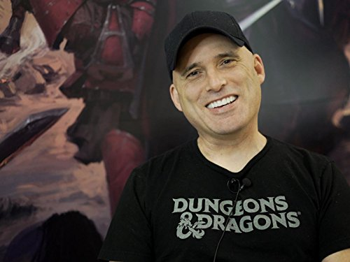 Chris Perkins On Anxiety, D&D Live Shows And Challenging Yourself