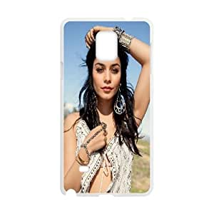 LSQDIY(R) Vanessa Hudgens Samsung Galaxy Note 4 Hard Back Case, Personalized Samsung Galaxy Note 4 Case Vanessa Hudgens