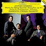 Webern: Works for String Quartet
