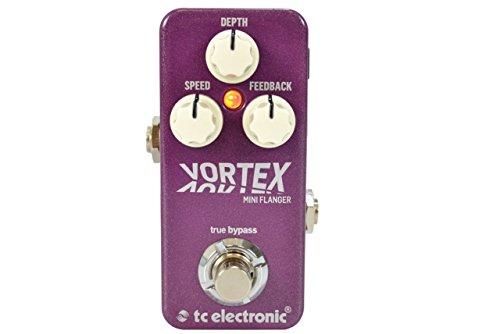 TC Electronic Vortex Mini Flanger Guitar Effect Pedal