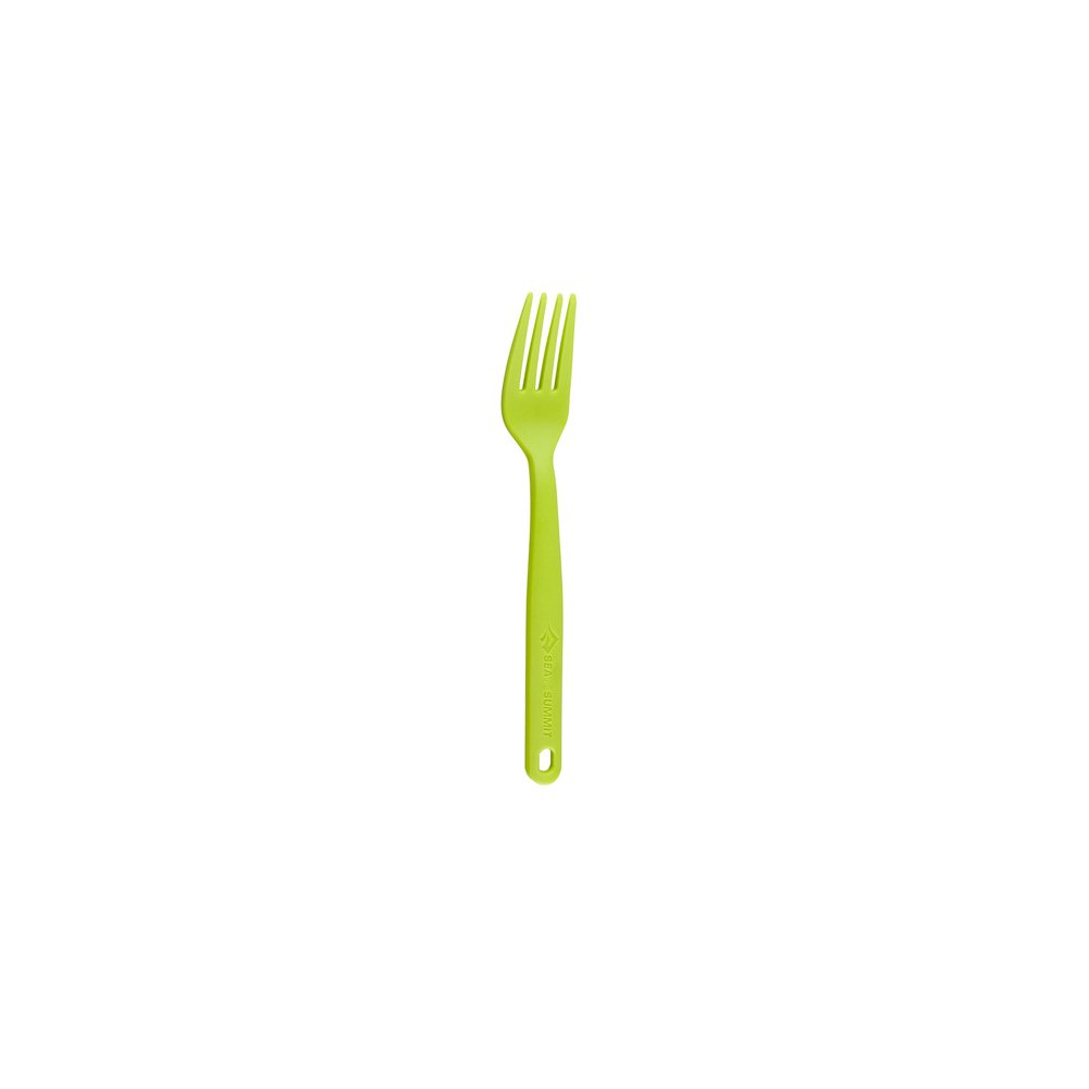 Sea to Summit Camp Cutlery Fork, Lime, One Size, Lime, One Size