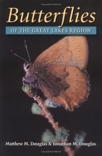 Download Butterflies of the Great Lakes Region (Great Lakes Environment) pdf