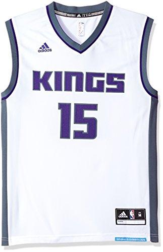 NBA Sacramento Kings DeMarcus Cousins #15 Men's Replica Jersey