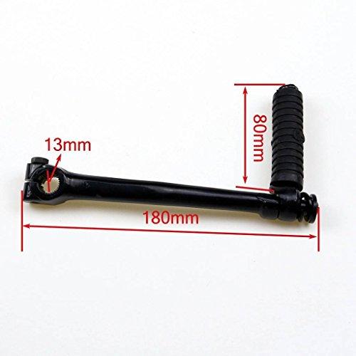 Review ZXTDR 13mm Kick Starter