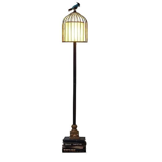 Lámparas de Pie Lámpara Vertical Piso Lámpara de pie Sala de Estar ...