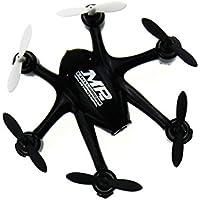NiGHT LiONS TECH X175 Mini Pocket Drone 2.4G RC 3D Tumbling Headless Mode Quadcopter (black)