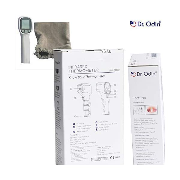 Dr. Odin Multi Function Non Contact IR Thermometer