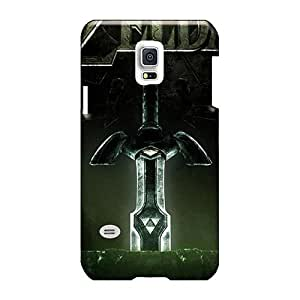 Protective Hard Phone Covers For Samsung Galaxy S5 Mini With Unique Design Lifelike The Legend Of Zelda Pattern CharlesPoirier