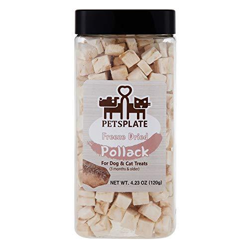 PETSPLATE Freeze Dried Pollack 4.23 oz