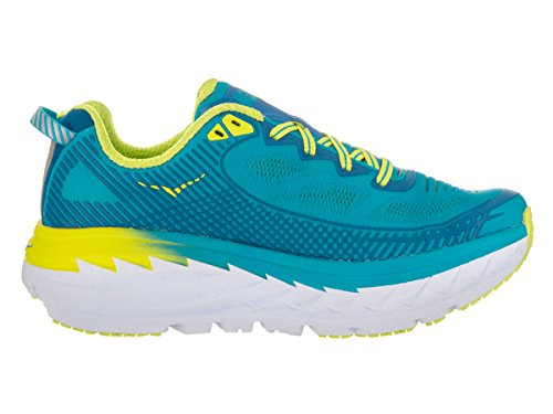 Hoka Bondi 5 Women - blue jewel/acid