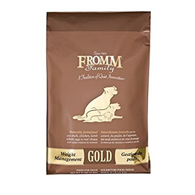 Fromm Gold Dog Food Weight Management (33 Lb)