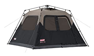 COLEMAN Instant 4 Person Tent - Combo