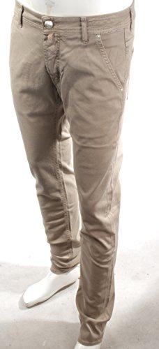 Jacob Cohen Herren Jeanshose beige Taupe