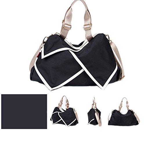Cross Épaule package Black Mme Imperméable Portables couleurs Multi dwCqvq