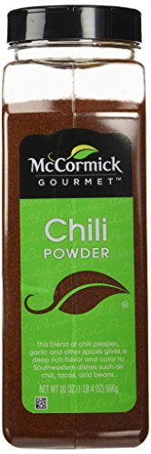 McCormick Gourmet Chili Powder 20 Oz