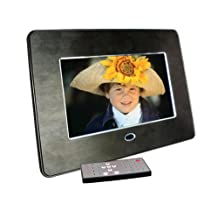 ATMT Orion-DPF7V3 7-Inch Multimedia Digital Photo Frame (Black Metal Finish)