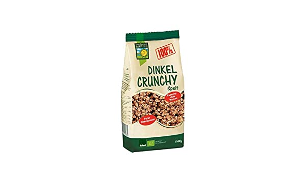 Cereal crujiente espelta Bio Bohlsener 400g: Amazon.es: Hogar