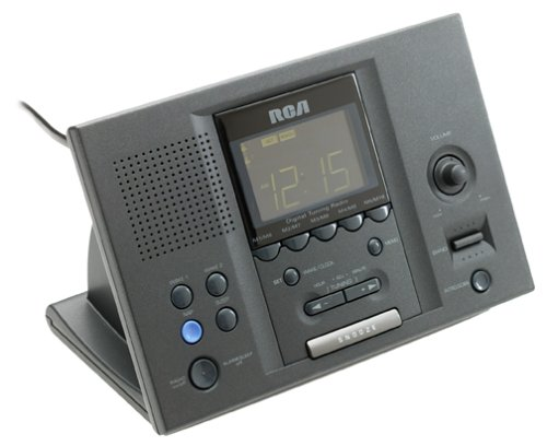 RCA RP3721 Alarm Discontinued Manufacturer