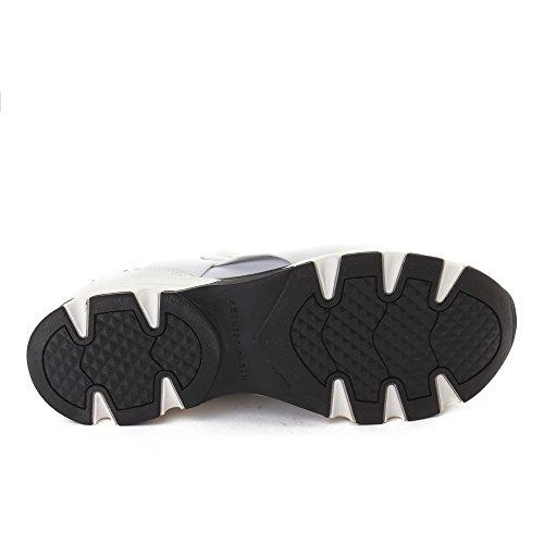 Philipp Plein Mens Corridore Fidelity Sneaker Scarpe Bianche